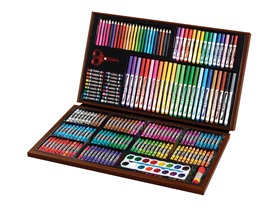 Cra-Z-Art 200 Pc Creative Art Studio Set