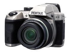 Pentax X-5 16MP Digital Camera w/26x Opt