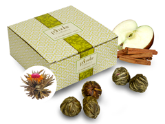 Flowering Tea Apple Cinnamon 12-Pack