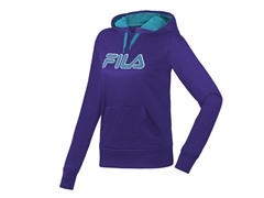 Fila Performance Hoody - Deep Blue/Ocean