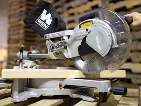 WEN Sliding Compound Miter Saw