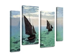 Two Sailboats (2 Sizes)