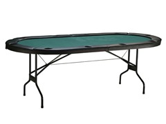 Triumph Sports Folding Poker Table