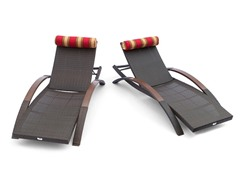 Cantina ARC Lounger - Set of 2