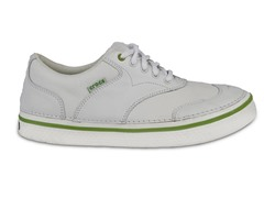 Preston Golf Shoes - White/Green