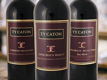 Ty Caton Mixed Red Wines