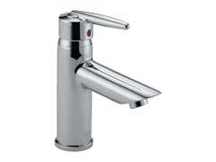 Single Handle Lavatory Faucet, Chrome