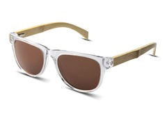Arden Sunglasses, Bamboo