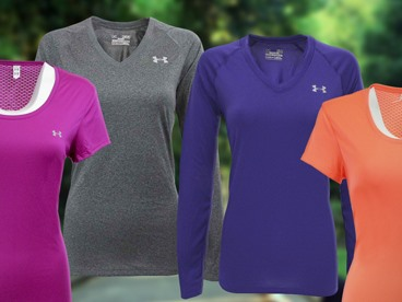 Under Armour Women's Flyweight Tee