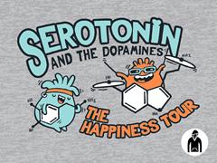 Serotonin & the Dopamines Hoodie