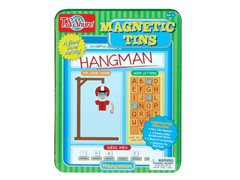 Hangman Tin Set