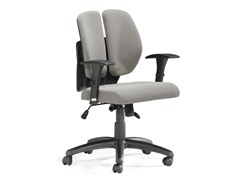ZUO Aqua Office Chair Mesh Gray