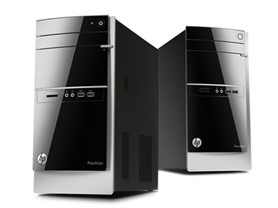 HP ENVY 700 and Pavilion 500 Desktops