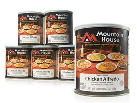 Your Choice Mountain House Food 6-Packs