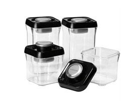 Cuisinart 8pc Food Storage Set-3 Colors
