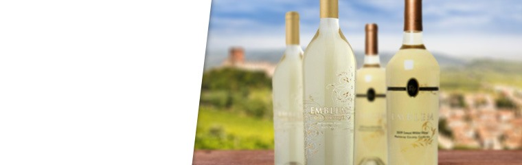 Emblem Mixed Sweet White Wines