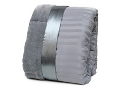 Down Alternative Blanket-Slate-3 Sizes
