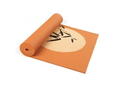 Bamboo Moon Yoga Mat, 5mm