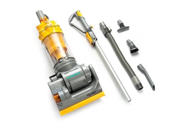 Dyson Dc14 All Floors Vacuum Yellow