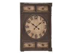 UMA 52721 Wood Wall Clock