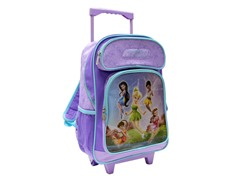 Fairies 17in Rolling Backpack