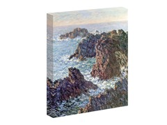Monet Rock Points at Belle-Ile, 1886 (2 Sizes)