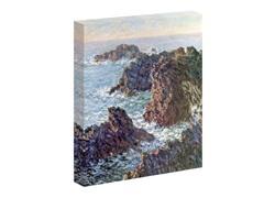 Monet Rock Points at Belle-Ile, 1886 (2 Sizes)