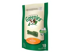Greenies Petite Dental Chews 6oz Bag 3pk