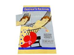 Harper's Bazaar - Summer Fashions Towel