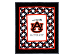 Auburn University Quilted Throw