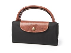 Longchamp Le Pliage Travel Handbag, Black