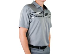 Travis Mathew Tower Polo - Grey (L)