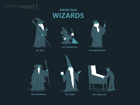 Wizards!