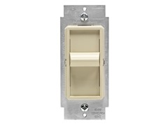 600-Watt Slide Dimmer, Ivory