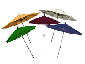 California Umbrella Blowout