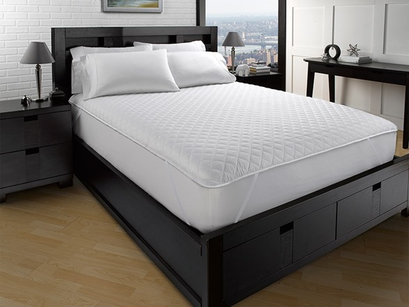 classic quilted mattress pad home amp kitchen air bed armor waterproof mattress pad twin contemporary