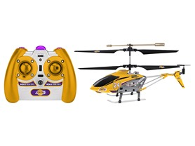 LA Lakers Kobe Bryant 3.5CH Helicopter