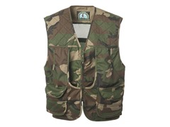 Woodland Mesh-Back Game Vest