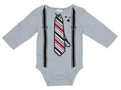 Tie & Suspenders (0-6M)