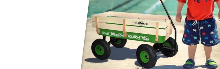 BHTB Dragon Wagon - 4 Colors!