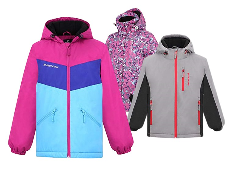 Ski Jackets for the Family