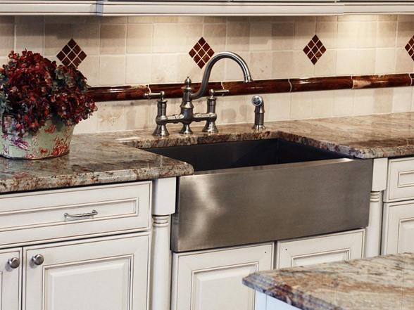 30-Inch Kitchen Sink, Stainless Steel