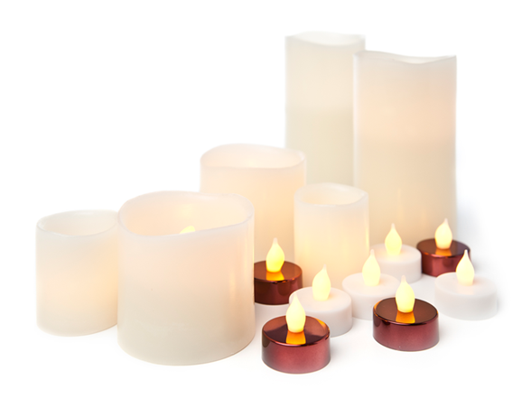 Westinghouse Flameless Led Candles