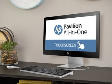 HP Pavilion Desktops & All-In-Ones