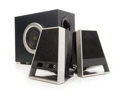 Altec Lansing 2.1-Channel Speaker System