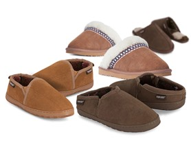 Muk Luks Men's and Women's Slippers
