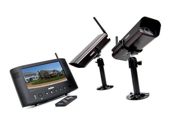 Uniden 2 Camera Wireless Video Surveillance System
