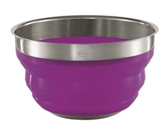 "Rösle 7.9"" Foldable Bowl - Purple"
