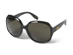 Chloe Keria Sunglasses - Black