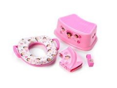 Ginsey Dora 4-pc Potty Training Set